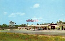 Eden Roc Motel and Restaurant Jesup, Ga Bill and Lila O'Leary Owners