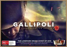 Gallipoli (DVD, 2015, 4-Disc Set)