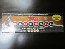 2008 Topps Baseball Factory Sealed Set (C) Ken Griffey Jr Alex Rodriguez Jeter