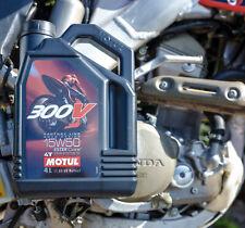 Motul 300V 15W50 4 Takt Öl 4 L vollsynthetisch KTM SX-F 350 ab 2011