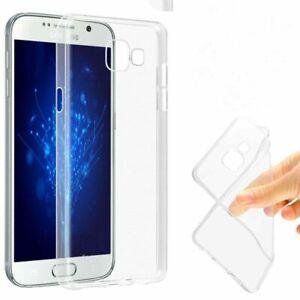 Samsung Galaxy J52017 /J530/J3/ J32017 Thin Transparent Slim Silicone Clear Case