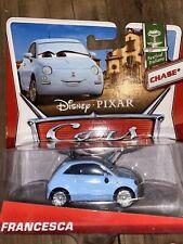DISNEY PIXAR CARS 2 FRANCESCA CHASE 1:64 DIE CAST