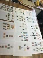 Japan stamps Japanese 1800s + 16 leaves  lot 8 #v 1993- 1998