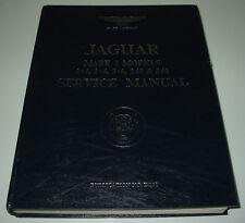 Werkstatthandbuch Service Manual Jaguar Mark II 2 2.4 / 3.4 / 3.8 / 240 + 340!