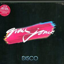 GRACE JONES DISCO COFANETTO THE DISCO YEARS TRILOGY 4 VINILI LP NUOVO SIGILLATO