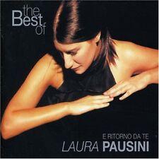 CD - THE BEST OF LAURA PAUSINI E RITORNO DA TE( TWEEDE-HANDS / USED / OCCASION)