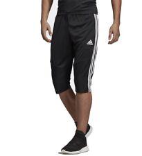 adidas Tiro 19 3/4 Pant - Men's Soccer - Black - D95948