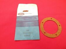 65-70,Shelby,Mustang,BOSS,Mach1,Gas Fuel Tank Filler Neck Pipe To Body Gasket
