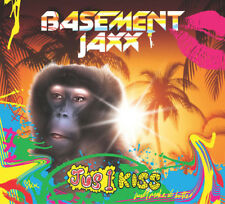 Basement Jaxx ‎Maxi CD Jus 1 Kiss - France (M/M - Scellé)