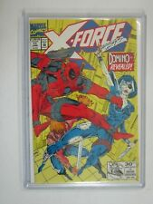 X-Force #11 1st appearance of real Domino 8.5 VF+ (1992 1st Series)