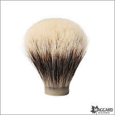 Maggard Razors 22mm 2-Band Badger Shaving Brush Knot Only