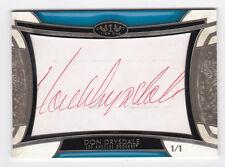 Don Drysdale   2014 Topps Tier One Authentic Cut Signature CS-DD SP 1/1 Rare!!!