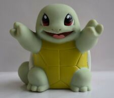 "POKEMON Squirtle 4"" Water Bath Rubber Squirt Toy Nintendo Playfully Yours 1999"