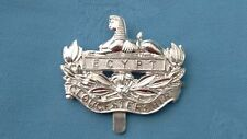 Staybright Anodised.         The Gloucestershire Regiment cap badge.9