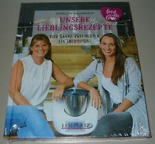 Herzfeld: Unsere Lieblingsrezepte 4 Hände 2 Herzen Thermomix Kochbuch Buch neu!