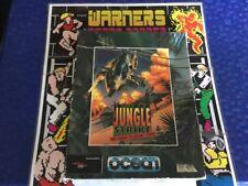 AMIGA Cd32 GAME #retrogaming Jungle Strike COMPLETO PAL UK