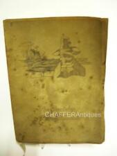 "Rare LONGFELLOW Book Tercentenary Copy of ""The Courtship of Miles Standish"" 1920"