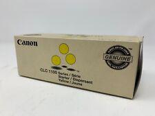 CANON CLC1100 SERIES TONER YELLOW - NEW