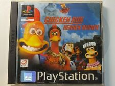 PlayStation PS1 Game Chicken Run Hens Race, USED BUT GOOD