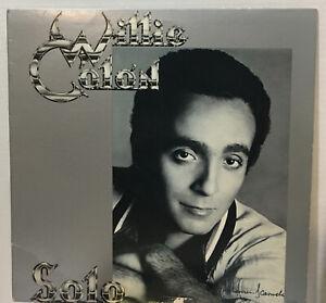 Willie Colon - Solo - Fania Records JM 00535 / 1979 LP Vinyl