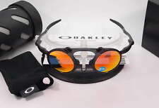 NEW OAKLEY X-Metal Madman - Dark Carbon w/ Ruby Iridium Polarized, OO6019-04