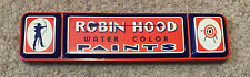 "Vintage ""Robin Hood"" ""Water Color Paints"" Tin"