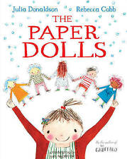 The Paper Dolls *Free Next Day Post from  Sydney* Julia Donaldson (The Gruffalo)