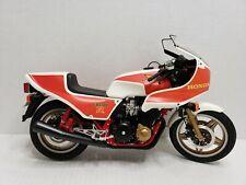 Vintage Tamiya Honda CB 1100 R Motorcycle Pre-Built Model 1/12 Japan