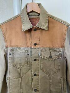 Rick Grimes Jacket | Levi's Tabacco Field