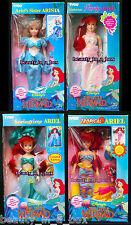 "Springtime Tropical Undersea Party Ariel Ariel's Sister Arista Tyco Disney Doll"""