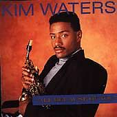 All Because Of You - Kim Waters (CD 1990)