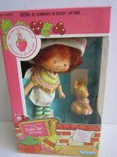 Emily Erdbeer Puppe Strawberry Shortcake Doll Café Olé KENNER OVP