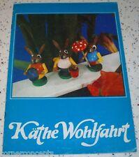 Käthe Wohlfahrt  Vintage Catalog Edition No. 5