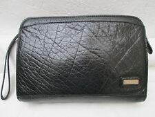 -AUTHENTIQUE  sac pochette LANCEL  cuir   TBEG   bag