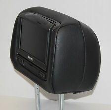 Toyota 4Runner Dual DVD Headrest Video Players Monitors for Cloth or Leather