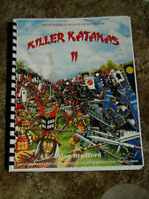 Killer Katanas 2 - Wargame Rules for Samurai Battles in the Sengoku-jidai