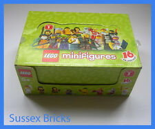 Lego Series 3 8803 Collectable Minifigures Empty Retail Box Only No Figures