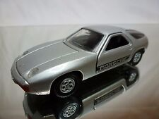 TOMICA DANDY F16 PORSCHE 928 - SILVER 1:43 - GOOD CONDITION