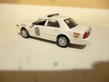 Springfield Ohio Police   Patrol Vehicle    1:64 weathered