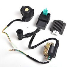 Chinese Regulator Rectifier Relay Ignition Coil 5PIN CDI ATV Quad 50 70 90 110cc