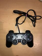 New Black USB Dual Wired Game Controller Pad Gamepad Joypad PC Laptop Nyga 1234