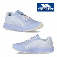 Trespass Womens Running Trainers Gym Fitness Shoes Lace Up Ladies Size 4-8