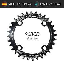 Plato 96BCD 32 34 36D Redondo Shimano FCM782 FCM672 FCM622 FCM612 BCD 96