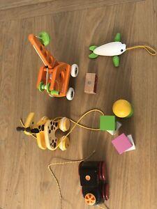 BRIO wooden pre-school toys bundle