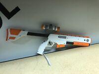Cabelas Survival Top Shot Elite Rifle Gun for Xbox 360 Console Video Game System
