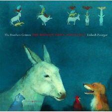 The Bremen Town Musicians by Grimm, Lisbeth Zwerger | Hardcover Book | 978988151