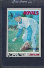 1970 Topps #525 Jerry Adair Royals EX/MT *2906