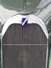 Talbot Bonnet Grille Boot 2698 A4 Photo Poster