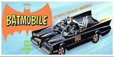 1960s AURORA Batmobile model box magnet - new!