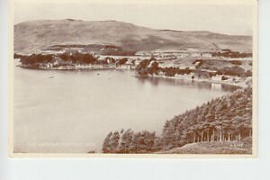 Elevated view of the Harbour, Portree, Isle of Skye.